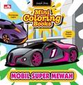Mini Coloring Books-Mobil Super Mewah