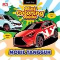 Mini Coloring Books-Mobil Tangguh