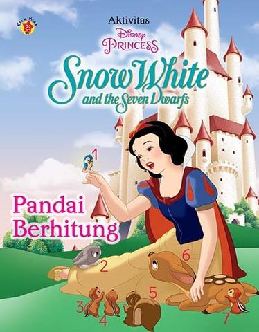 Aktivitas Snow White:  Pandai Berhitung
