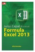 Jurus Cepat Kuasai Formula Excel 2013