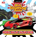 Elex Media Komputindomini Coloring Books Mobil Balap Jalan Raya