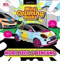 Mini Coloring Books-Mobil Kecil & Kencang