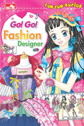 Ten-Ten: Go! Go! Fashion Designer!