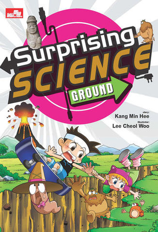 Surprising Science: Ground