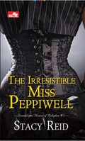 HR: The Irresistible Miss Peppiwell (Scandalous House of Calydon #2)