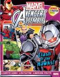 Marvel Avengers-Clash of the Hawks!