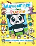 Mewarnai dan Puzzle
