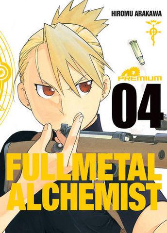 Fullmetal Alchemist (Premium) 04