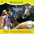 Mini Dot to dot + Stiker Tangled: Hati Tulus Rapunzel