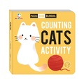 Puzzle Book: Counting Cats Activity