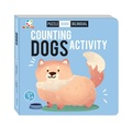 Puzzle Book: Counting Dogs Activity