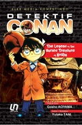 Light Novel Detektif Conan: The Legend of the Buried Treasure of Koshu