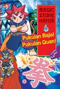 Magic Stone Hanja: Pukulan Baja! Pukulan Quan