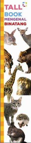 Tall Book - Mengenal Binatang