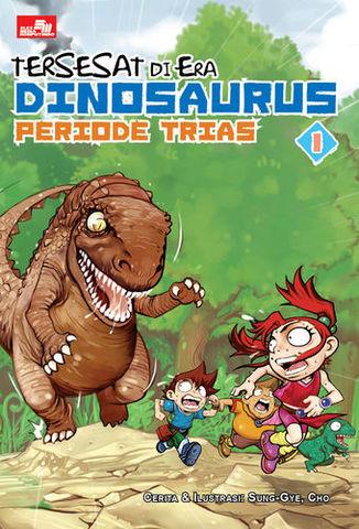 Tersesat di Era Dinosaurus 1 - Periode Trias