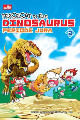 Tersesat di Era Dinosaurus 2 - Periode Jura