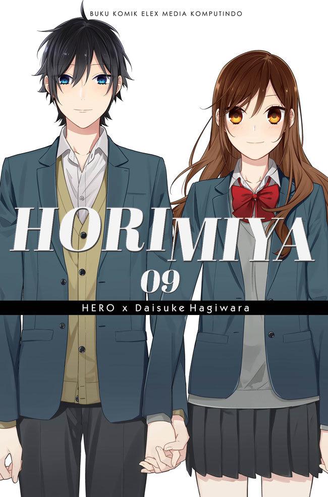 Horimiya 09 HERO,Daisuke Hagiwara