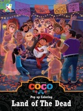 Pop Up Coloring Coco - Land of The Dead