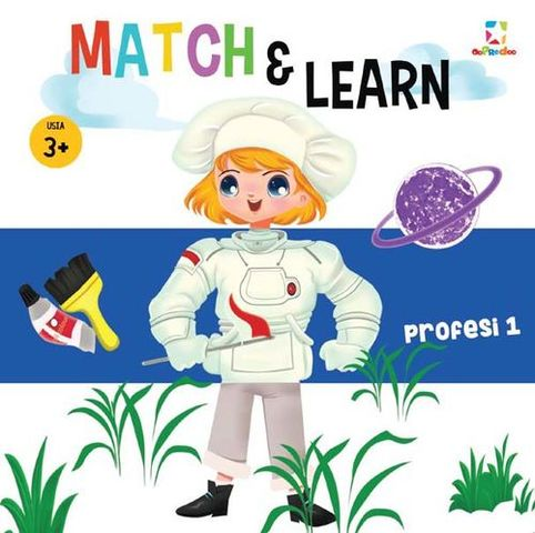 Match & Learn: Profesi 1