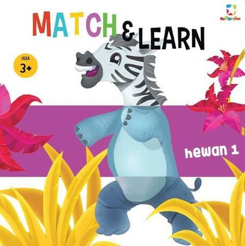 Match & Learn: Hewan 1