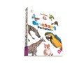 Board book Trilingual Aku Cerdas: Binatang Pertamaku