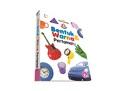Board book Trilingual Aku Cerdas: Bentuk & Warna Pertamaku