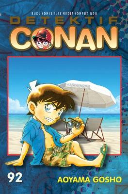 Detektif Conan 92 Aoyama Gosho