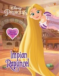 Aktivitas Disney Rapunzel: Impian Rapunzel