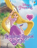 Aktivitas Disney Rapunzel: Petualangan Rapunzel dan Flynn