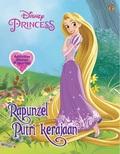 Aktivitas Disney Rapunzel: Rapunzel Putri Kerajaan