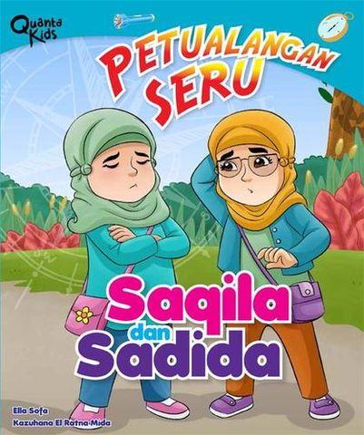 Pengalaman Seru Saqila dan Sadida