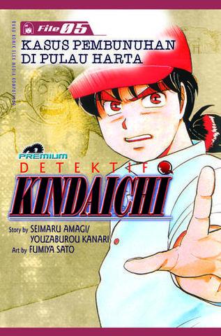 Detektif Kindaichi (Premium) 5