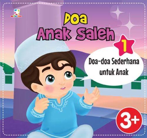 Puzzle Book: Doa Aku Anak Saleh vol. 1