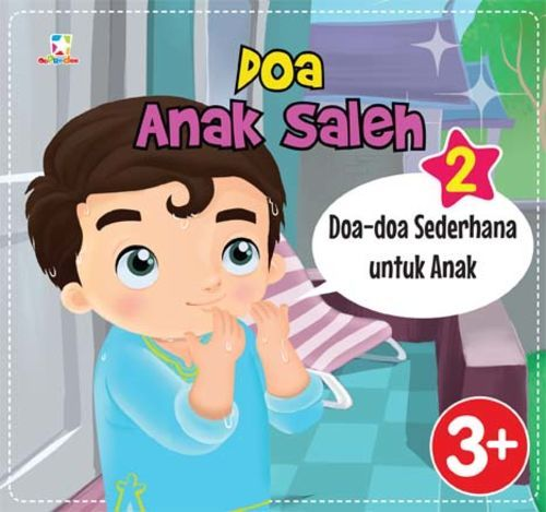 Puzzle Book: Doa Aku Anak Saleh vol. 2