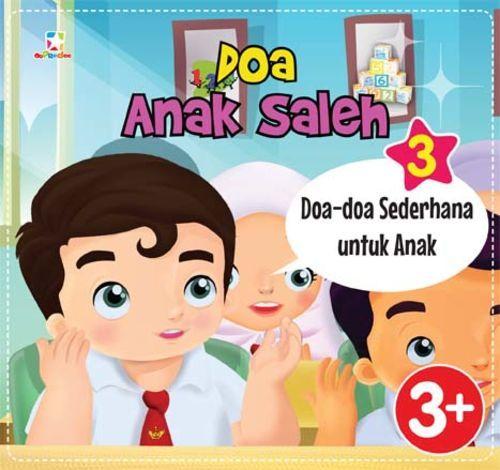 Puzzle Book: Doa Aku Anak Saleh vol. 3