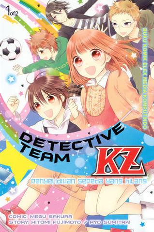 Detective Team KZ 1 - Penyelidikan Sepeda yang Hilang