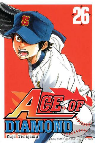 Ace of Diamond 26