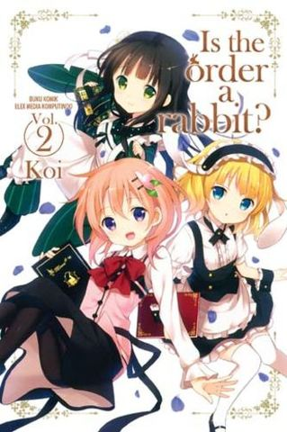 Is The Order a Rabbit? 2