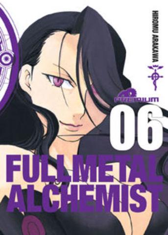 FULLMETAL ALCHEMIST (PREMIUM) 06