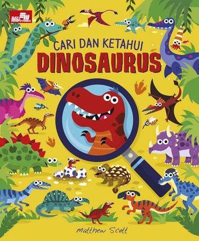 Cari dan Ketahui: Dinosaurus