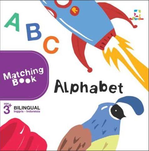 Matching Book: Alphabet