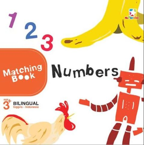 Matching Book: Numbers