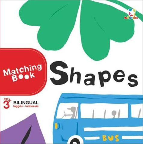 Matching Book: Shapes