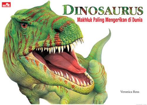 Dinosaurus-Makhluk Paling Mengerikan di Dunia