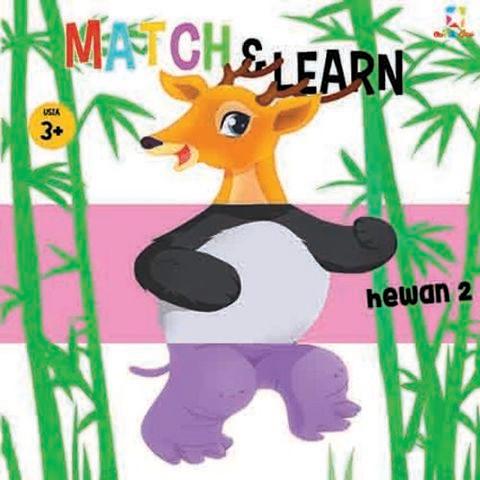 Match & Learn: Hewan 2