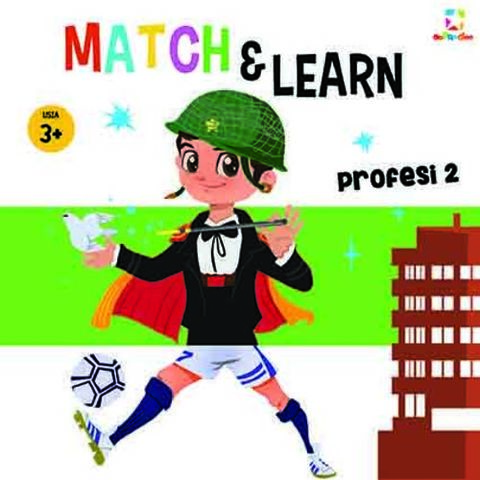 Match & Learn: Profesi 2