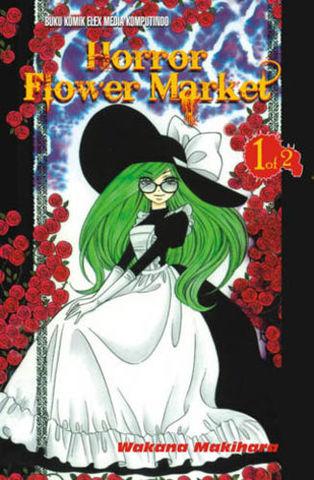 Horror Flower Market Vol. 1