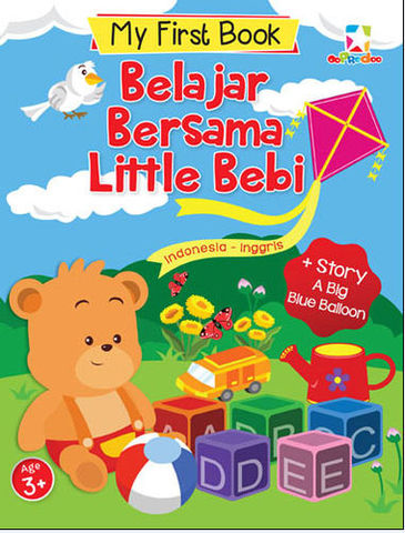 My First Book: Belajar Bersama Little Bebi