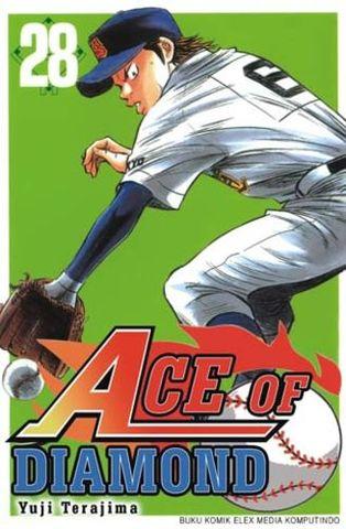 Ace of Diamond 28