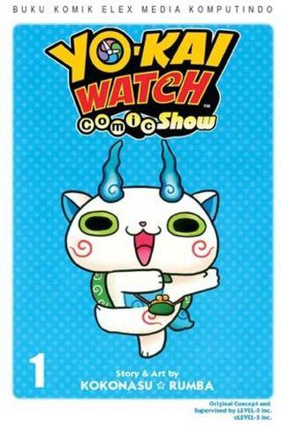 Yo-kai Watch Comic Show 1